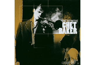 Chet Baker - THE DEFINITIVE CHET BAKER - (CD)