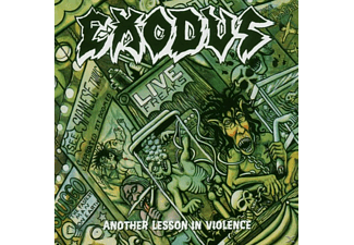 Exodus - Another Lesson In Violence - (CD)