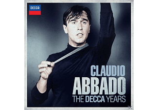 Claudio Abbado, VARIOUS - Claudio Abbado: The Decca Years [CD]