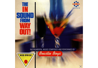 Beastie Boys - The In Sound From Way Out - (CD)