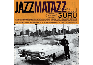 Guru - Jazzmatazz Volume 2 CD