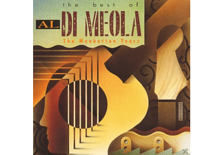 Al Di Meola - BEST OF AL DI MEOLA - (CD)