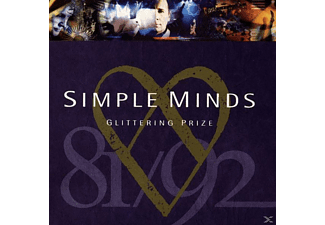Simple Minds - Glittering Prize-The Best Of CD