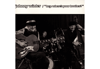 Johnny Winter - Hey Where's Your Brother - (CD)