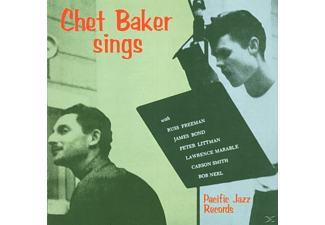 Chet Baker - Chet Baker Sings CD