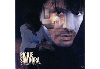 Richie Sambora - UNDISCOVERED SOUL - (CD)