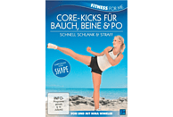 FITNESS FOR FOR ME-CORE-KICKS F. BAUCH BEINE PO [DVD]