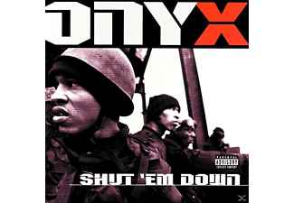 Onyx - Shut'em Down - (CD)