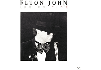 Elton John - Ice On Fire - (CD)