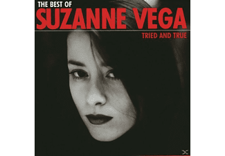 Suzanne Vega BEST OF TRIED & TRUE Pop CD