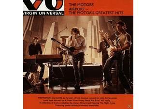 The Motors - The Motors Airport/The Motor's Greatest Hits - (CD)
