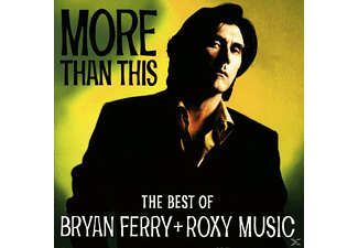 Bryan/roxy Music Ferry - More Than This/The Best Of B. Ferry+Roxy Music - (CD)