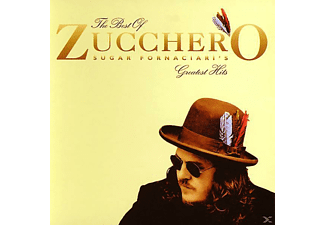 Zucchero - BEST OF - GREATEST HITS (SPECIAL EDITION) - (CD)