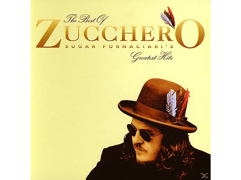 Zucchero - BEST OF - GREATEST HITS (SPECIAL EDITION) [CD]
