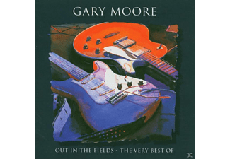 Gary Moore Very Best Of: Out In The Fields Rock CD