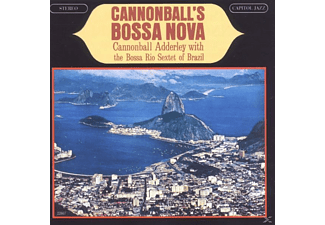 Cannonball Adderley And The Bossa Rio Sextet - CANNONBALL S BOSSA NOVA - (CD)