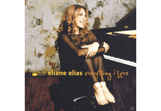 Eliane Elias - Everything I Love - (CD)