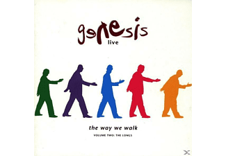 Genesis - Live-The Way We Walk Vol.2 - (CD)