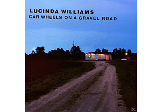 Lucinda Williams - Car Wheels On A Gravel Road - (CD)