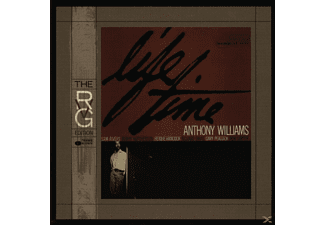 Anthony Williams - LIFE TIME (DIGITAL REMASTERED) - (CD)