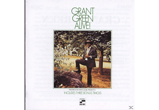 Grant Green - Alive - (CD)