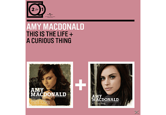 Amy MacDonald - 2 For 1: This Is The Life/A Curious Thing - (CD)