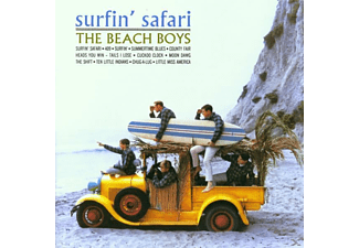 The Beach Boys - Surfin' Safari/Surfin' Usa - (CD)