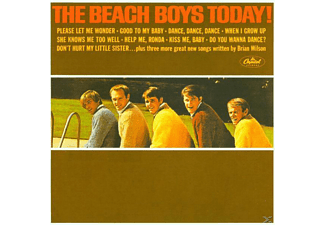 The Beach Boys - Today!/Summer Days (And Summer Nights!!) - (CD)