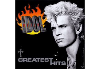 Billy Idol GREATEST HITS Rock CD