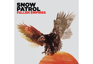 Snow Patrol - FALLEN EMPIRES - (CD)