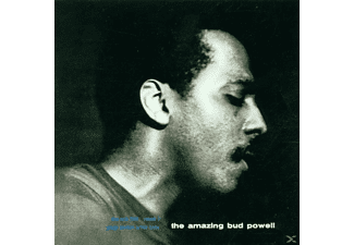 Bud Powell - THE AMAZING BUD POWELL 2 (+ 6 BONUS TRACKS) - (CD)