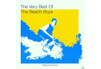 The Beach Boys - THE VERY BEST OF THE BEACH BOYS - (CD)
