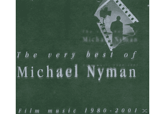 Michael Nyman - Film Music 1980-2001 - (CD)