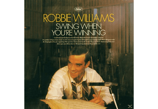 Robbie Williams - Swing When You're Winning - (CD)