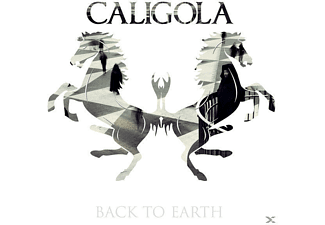 Caligola - BACK TO EARTH - (CD)