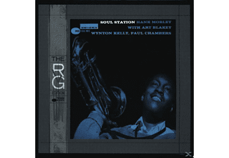 Hank Mobley - SOUL STATION (1999 REMASTERED) - (CD)