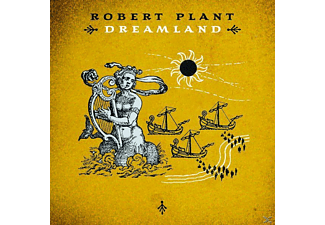 Robert Plant - Dreamland - (CD)