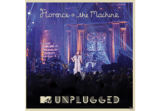 Florence + The Machine - MTV PRESENTS UNPLUGGED - FLORENCE & THE MACHINE - (CD)