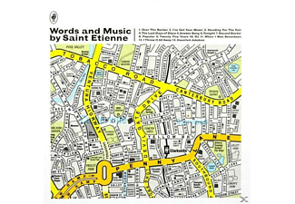 Saint Etienne - Words And Music By Saint Etienne - (CD)