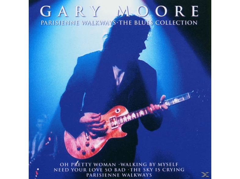 Gary Moore - The Blues Collection [CD]