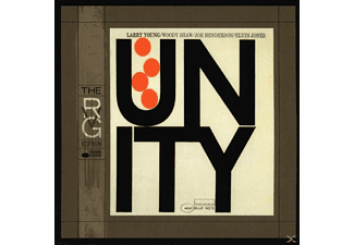 Larry Young - Unity (Rvg/Rem.) - (CD)
