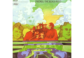 The Beach Boys - Friends/20/20 - (CD)