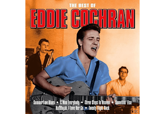 Eddie Cochran - Best Of - (CD)