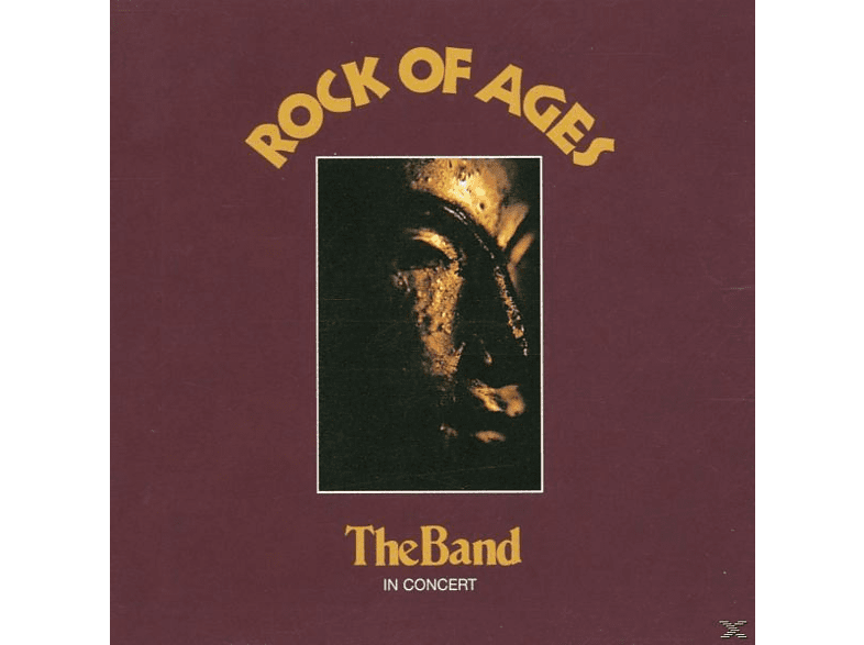 The Band - Rock Of Ages [CD]