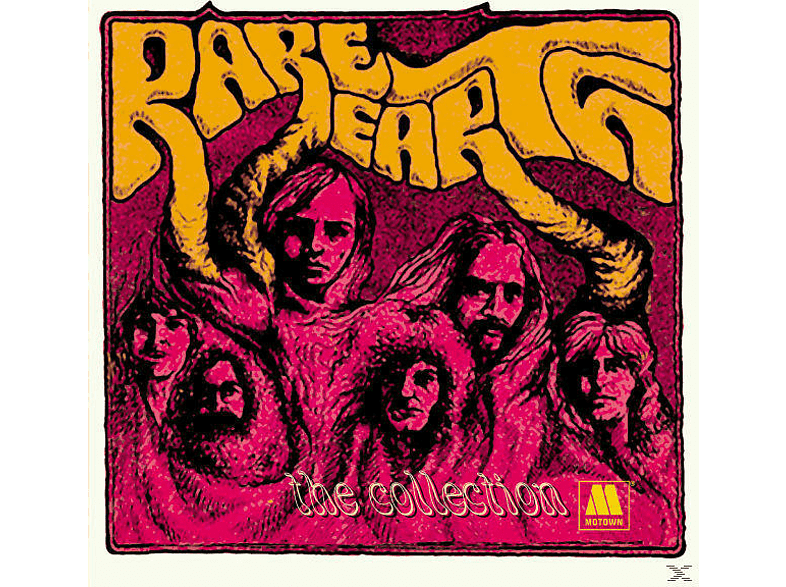 Rare Earth - The Collection [CD]