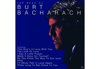 Burt Bacharach - The Best Of Burt Bacharach CD