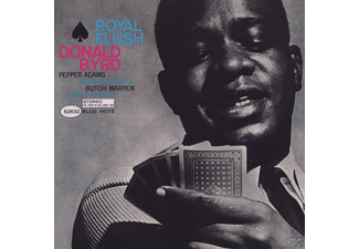 Donald Byrd - Royal Flush-Rvg - (CD)