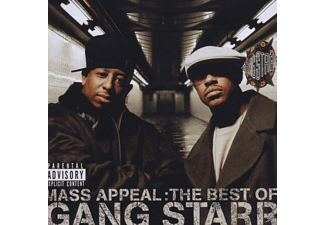 Gang Starr - BEST OF - MASS APPEAL - (CD)