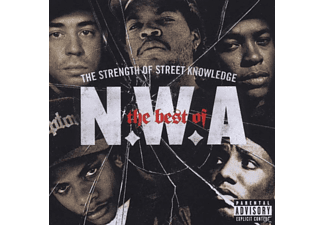 N.W.A - The Best of N.W.A. - The Strength of Street Knowledge (CD)