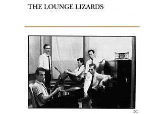 The Lounge Lizards - Lounge Lizards - (CD)